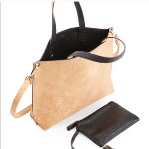 NWT. Street Level Reversible Tote